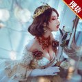 Cosplay women's wear suit Pre sale Over 14 years old Regular price (without deposit) game L,M,S Three point delusion Chinese Mainland The fifth personality Dance blood banquet goods in stock Do not participate in more than 600 packages