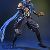 Cosplay men's wear suit Pre sale Three point delusion Over 14 years old The final price (I have paid a deposit for this item), and the positive price (I have not paid a deposit for this item) game L,M,S,XL Chinese Mainland Glory of Kings goods in stock