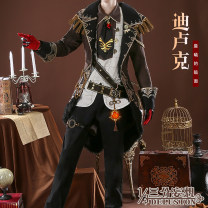 Cosplay men's wear suit Pre sale Three point delusion Over 14 years old Regular price (without deposit) game L,M,S,XL Chinese Mainland Original God goods in stock