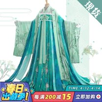 Cosplay women's wear suit Pre sale Over 14 years old Regular price (without deposit) original L,S Three point delusion Chinese Mainland Ancient style Lily goods in stock Do not participate in more than 600 packages