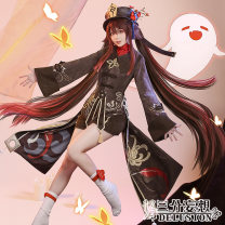 Cosplay women's wear suit Pre sale Over 14 years old Regular price (without deposit), final price (with deposit) game S,M,L,XL Three point delusion Chinese Mainland Original God walnut goods in stock
