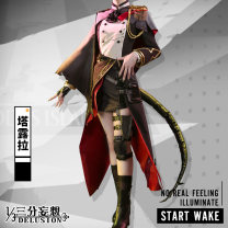 Cosplay women's wear suit Pre sale Over 14 years old The final price (I have paid a deposit for this item), and the positive price (I have not paid a deposit for this item) game L,M,S Three point delusion Chinese Mainland Tomorrow's Ark Tallulah  goods in stock