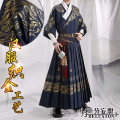 Cosplay women's wear suit Pre sale Over 14 years old Wutiao Wuwei, wutiao Wuzheng, fuheihuiwei, fuheihuizheng, xiayoujie and xiayoujie comic L,S Three point delusion Japan Spell back Wufu Heihui goods in stock