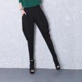 Casual pants Dark blue, black - Black Gray - H S. M, l, XL, 2XL, 3XL, loose, fashionable and slim Spring 2021 trousers Haren pants Natural waist commute routine Self financing Korean version fold nylon