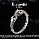 Bracelet Silver ornaments 1001-3000 yuan Eternelle goods in stock brand new Europe and America goods in stock lovers Fresh out of the oven Silver inlaid gems other y00109b 925 Silver