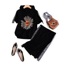 Fashion suit Summer 2020 L,XL,XXL,XXXL,4XL Black (thin) 51% (inclusive) - 70% (inclusive) cotton