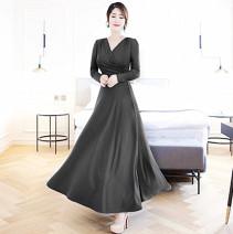 Dress Spring 2021 Black, dark grey S,M,L Inkstone forest