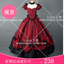 Cosplay women's wear suit Customized Over 14 years old Picture color comic 50. M, s, XL, customized lijoy Gothic, Lolita Lolita