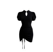 Dress Summer 2021 black S,M,L