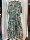 Dress Spring 2021 Blue, yellow Average size Other / other