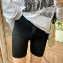 Leggings Spring 2021 black 1X,2X,3X,4X Thin money shorts K220257#YN2103 25-29 years old Xi Youzi nylon