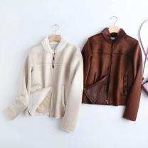 short coat Winter 2020 S,M,L Beige, coffee