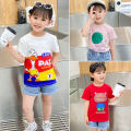 T-shirt Other / other neutral summer Short sleeve Crew neck Cartoon There are models in the real shooting nothing cotton Cartoon animation Cotton 95% polyurethane elastic fiber (spandex) 5% Class B Sweat absorption Chinese Mainland Zhejiang Province Wenzhou City