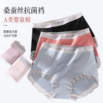 Women's large Spring 2021 Five pack 2XL (weight 120-145 kg), 3XL (weight 145-175 kg), 4XL (weight 175-210 kg) Other oversize styles Yizishang Other 100%