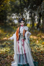 BJD doll zone ancient costume 1/3 Over 14 years old Pre sale 69 female, 58 / 62 female, full 520, this is a deposit, hair accessories plus purchase of twining flowers + hairpin X2, the first five wives give headdress [need to be photographed headdress