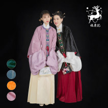 Hanfu 30% and below Autumn of 2019 S. M, l, XL, custom notes polyester fiber