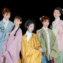 Custom made Hanfu S. M, l, XL, others female The story of Fu Lu