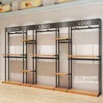 Clothing display rack Metal ad059874 Anda Official standard