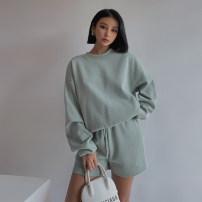 Fashion suit Autumn 2020 S,M,L 96% and above cotton