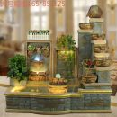 Ornaments Synthetic resin plant Continental Floor ornaments patio Lucky