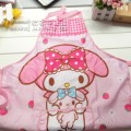 Cartoon T-shirt / Shoes / clothing glove Over 6 years old hellokitty goods in stock Pink and blue Average size No season Japan currency Disney Kitty Eleven