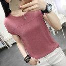 T-shirt M L XL 2XL 3XL Summer 2020 Short sleeve Regular Bat sleeve other 96% and above Other 100%