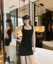 Dress Spring 2021 black Average size