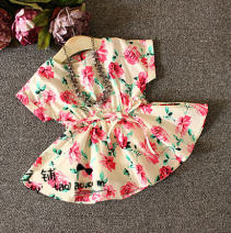 Dress Blue, beige female Other / other 100 = 7, 110 = 9, 120 = 11, 130 = 13, 135 = 15 Polyester 100% summer Europe and America Short sleeve Broken flowers cotton Lotus leaf edge Class B Three, four, five, six, seven, eight Chinese Mainland