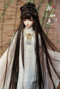 BJD doll zone Wigs 1/3 Over 14 years old Customized 1 / 3 hair (excluding headwear) AS