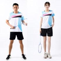 Badminton wear For men and women Light board Football suit