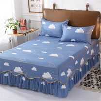 Bed skirt 180-200cm antiskid bed skirt, 150-200cm antiskid bed skirt, 200-220cm antiskid bed skirt, 180-220cm antiskid bed skirt, 120-200cm antiskid bed skirt, 100-200cm antiskid bed skirt Others Other / other Others