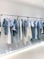 Clothing display rack clothing stainless steel Other Official standard