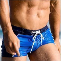 Men's swimsuit Ausbon boxer nylon