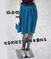 BJD doll zone Dress 1/3 Over 14 years old goods in stock Nepalese blue Pass code ~ 3 points, men and women can basically pass through nothing