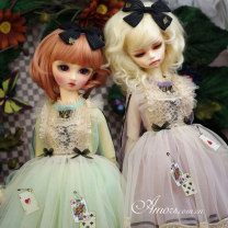 BJD doll zone Dress 1/3 Over 14 years old goods in stock Mint green, lotus color 1 / 3 dimensions SD10 / 13 / 16, 1 / 4BJD related dimensions AMORS WORLD 1/3