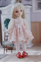 BJD doll zone Dress 1/6 Over 14 years old goods in stock Pink Other / other