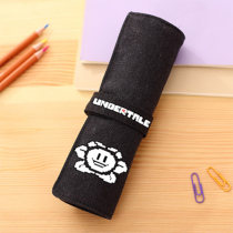 Cartoon card / Pendant / stationery Over 8 years old Pencil case / pencil case Under legend Roller pen bag multifunctional pen bag goods in stock U.S.A