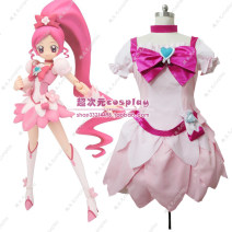 Cosplay women's wear suit Customized Over 14 years old female Game, original, animation 50. M, s, XL, XXL, customized Super dimensional cosplay Japan Lolita, dead reservoir water, Yu Jie fan, Maid Dress, lovely wind, campus wind Beautiful girl of light