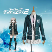 Cosplay women's wear skirt Customized Over 8 years old Coat + shirt + skirt + collar, coat comic 50. M, s, XL, XXL, customized Butterfly wing cos Japan On how to break the bullet On how to break the bullet