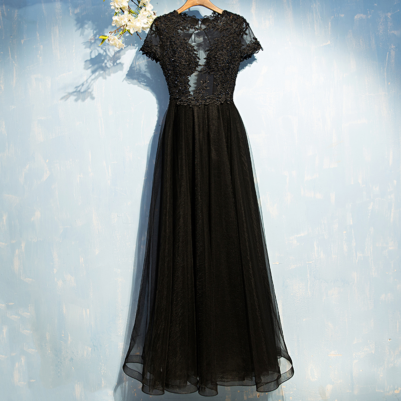 Dress / evening wear The annual meeting of the adult party company performs daily dating SMLXLXXLXSXXXL black fashion longuette middle-waisted Bandage