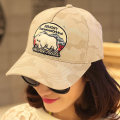 Hat Cotton polyester Camouflage Khaki camouflage grey camouflage blue camouflage orange One size fits all (56-58cm) Baseball cap female leisure time