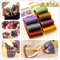 Other DIY accessories Другие аксессуары другое 1,00-9,99 юаней новый Ювелирные изделия Momo После A15 4 Pai 38mm Fantasy Ribbon