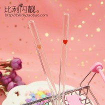 Other DIY accessories Other accessories organic glass RMB 1.00-9.99 Red love pink love
