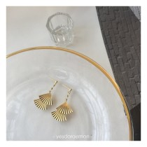 Earrings Alloy / silver / gold 10-19.99 yuan Other / other Copper gold plated earpin | one pair price 925 silver gold plated earpin | one pair price ear clip | one pair price Retro / court