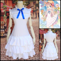 Cosplay women's wear skirt goods in stock Over 14 years old Including: Dress + bow tie Games, anime S,M,L