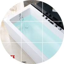 Ordinary bathtub organic glass AT-22002 More than 2.2M, ≈ 2.2M, ≈ 1.5m, ≈ 1.6m, ≈ 2.1m, ≈ 2m no Not included Intra city logistics delivery Aifol / avirin Stand alone