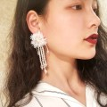 Earrings Alloy / silver / gold 30-39.99 yuan Ou Han brand new female Japan and South Korea goods in stock Fresh out of the oven other