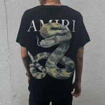 T-shirt L black