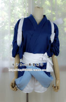 Cosplay men's wear Other men's wear Customized Baifangju Over 8 years old A set of clothes + shorts + back shaped bandage Animation game Tailor made Sword dance Sword dance