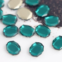 Other DIY accessories Loose beads Austria crystal RMB 1.00-9.99 10x8mm205 green 1 grain 10x8mm205 Green 10 grains brand new Auger